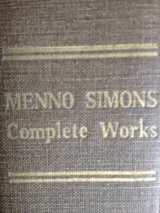 Menno Simons Writings 003
