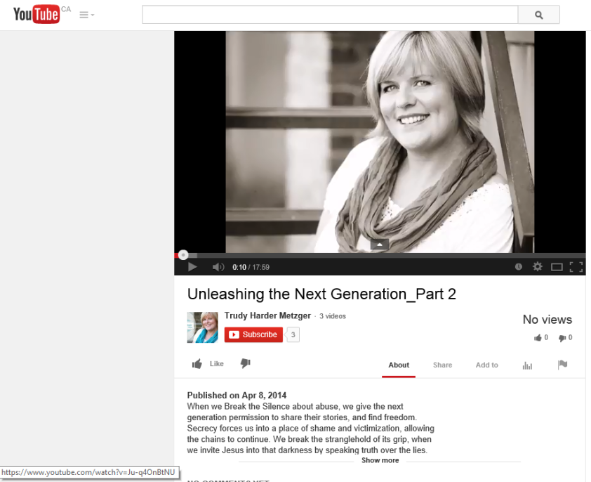 Unleashing the Next Generation__Part 2