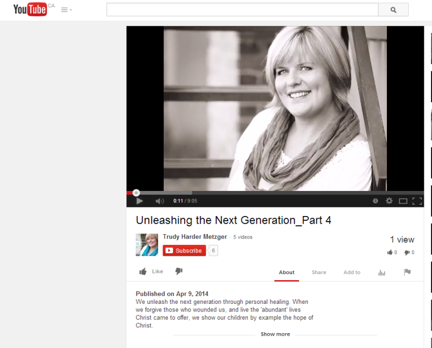 Unleashing the Next Generation__Part 4
